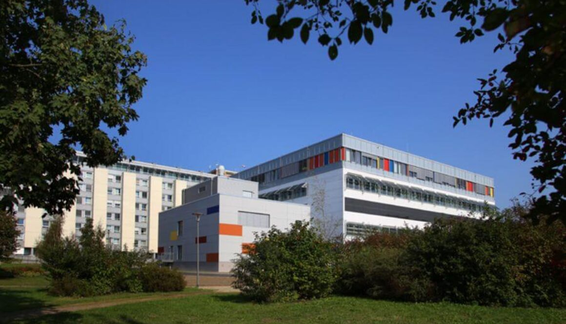 budynek Klinikum Sudstadt Rostock